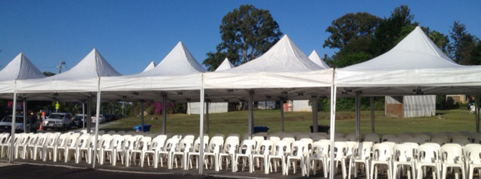 Hire marquees in Gold Coast