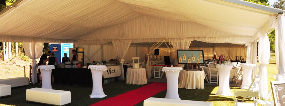 Wedding Marquee Hire Britane